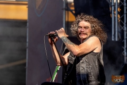 Overkill: interview with Bobby Blitz