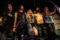 Kobra And The Lotus - Interview