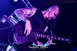 A deadly night in Mons : Nile, Hate Eternal, Vitriol and Omophagia