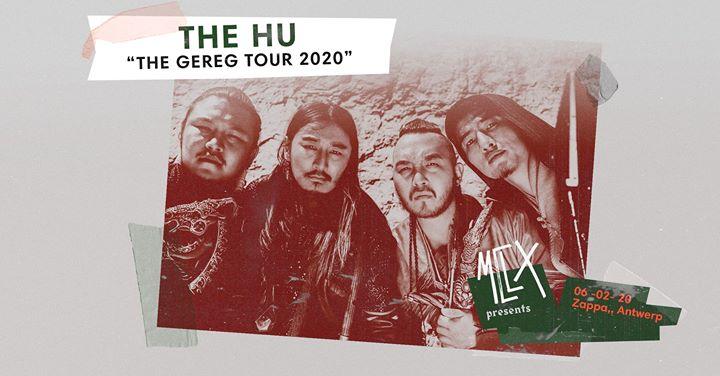 MCLX presents The Hu