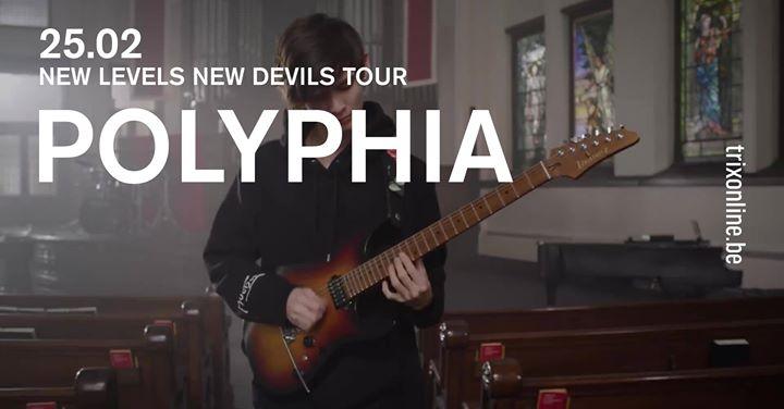Polyphia / Trix (opnieuw tickets beschikbaar)