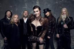 Nightwish : There's too much noise on the Internet!