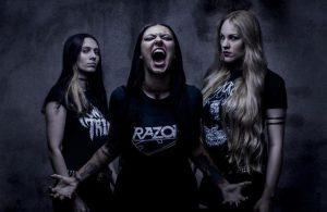 "Nervosa (BR) ""A Decade Of Thrash Metal 2020"" at Elpee"
