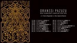 "ORANSSI PAZUZU – ""Mestarin Kynsi"":  mechanical dystopia"