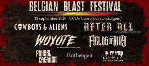 Belgian Blast Festival