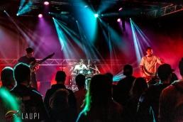 Alaska au Warzone Metal Fest vs 6K Fest