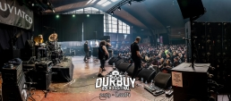 Interview d'Exuviated @Durbuy Rock Festival 2019