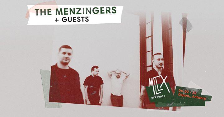 MCLX presents The Menzingers