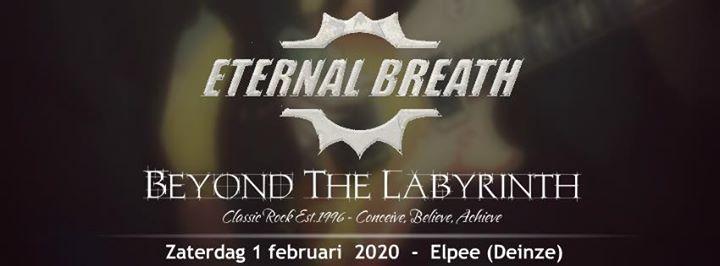 Eternal Breath & Beyond The Labyrinth @ Elpee Deinze