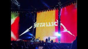 Metallica : James Hetfield en cure de désintox