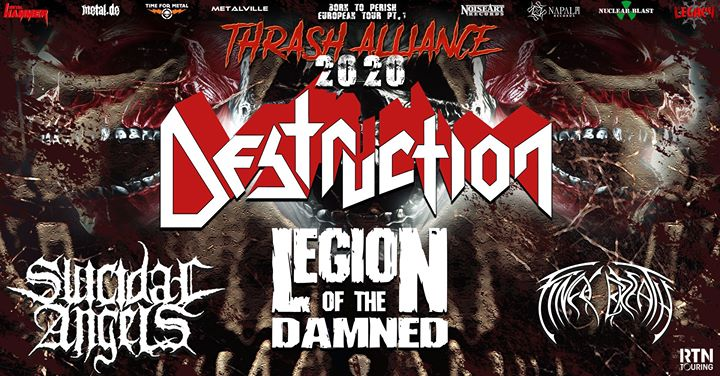 Thrash Alliance 2020