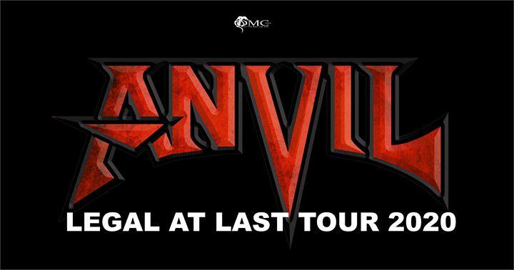ANVIL +support | Titans Club - Lens Belgium
