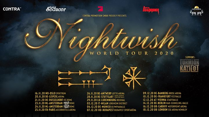 Nightwish • Antwerp