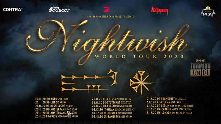 Nightwish • Luxembourg
