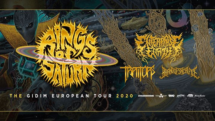 Rings of Saturn / Enterprise Earth & more at Magasin 4