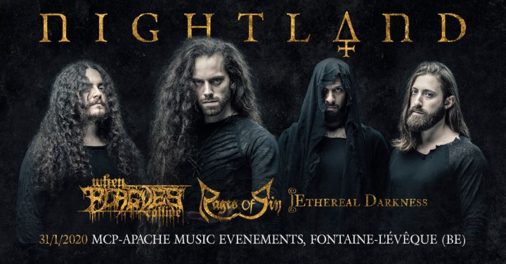 Nightland/ When Plagues Collide/ Rages of Sin/ Ethereal Darkness