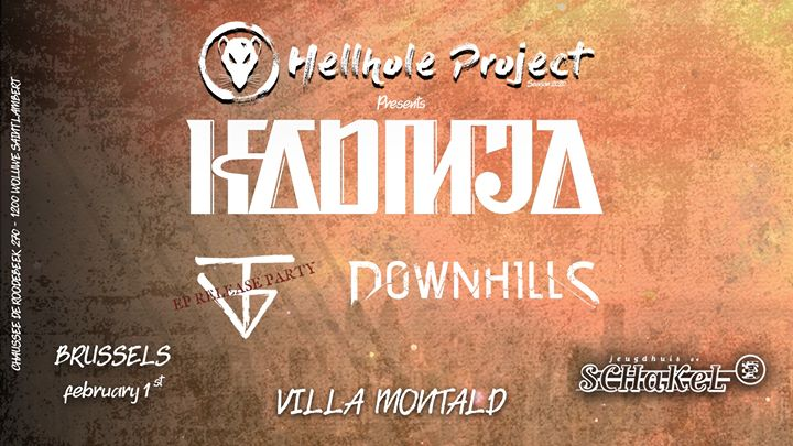 Kadinja/ Through The Void (EP Release)/ Downhills at De Schakel