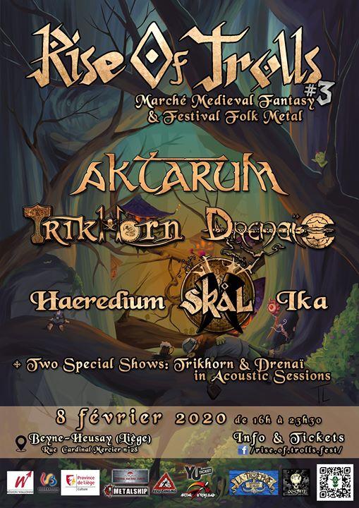 Rise Of Trolls #3 - Folk Metal Concerts