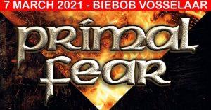 Primal Fear   Biebob - New Date