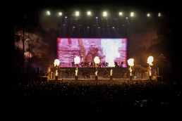 The Great Tour : Quand Sabaton enflamme le Sportpaleis !