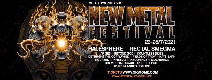 New Metal Festival 2021