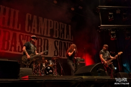 Mennecy Metal Fest Phil Campbell